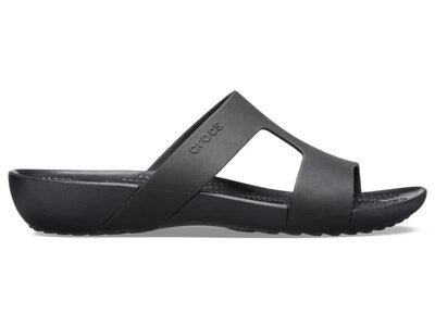 CROCS SERENA SLIDE WOMEN - Black W10 (41-42)