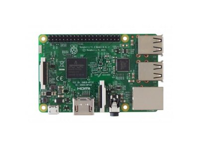 RASPBERRY Pi 3 MODEL B 64-bit 1GB RAM